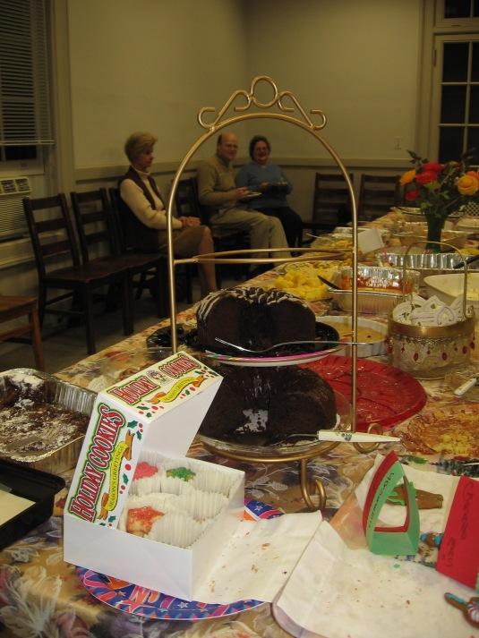The Polenta buffet