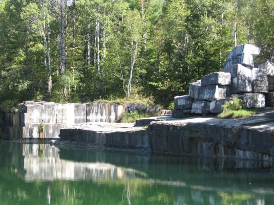 Marble Quarry, Dorset Vermont