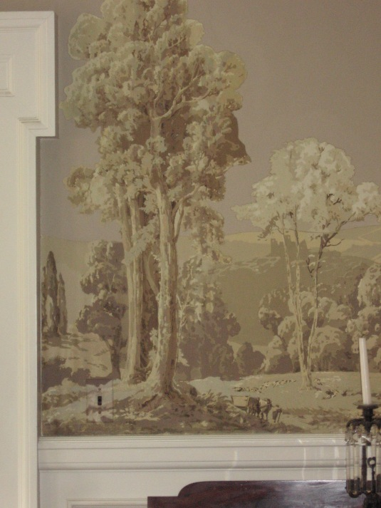 Trees wallpaper at Hildene