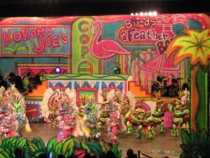 Mardi Gras, theme