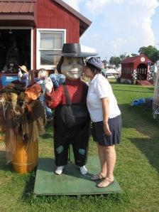 dreaming of Kutztown fair in July!