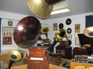 1899 Standard phonograph
