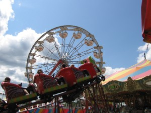 Ferris Wheel at the Sussex Fair August 2009