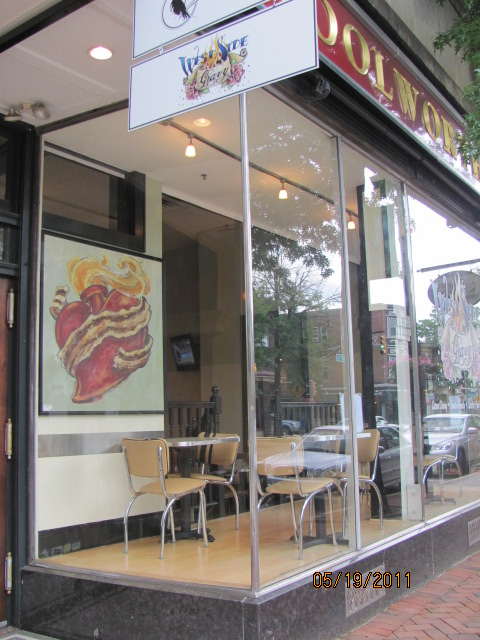 """At """"West side Gravy, it reminds you of simpler times, with the comforts of home."""