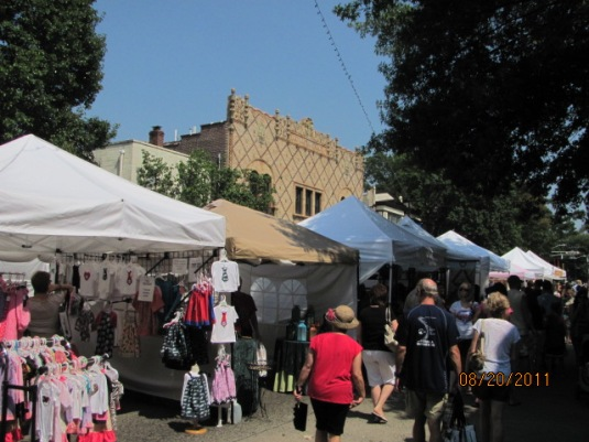 Collingswood, Arts and Crafts Street Fair